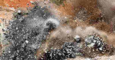 अरुण जलविद्युत् आयोजना स्थलमा बम विस्फोट