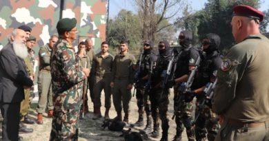 अमेरिकालाई नेपाली सेनाको खरो जवाफ : नेपाल आतंकवादको सामना गर्न सक्षम छ