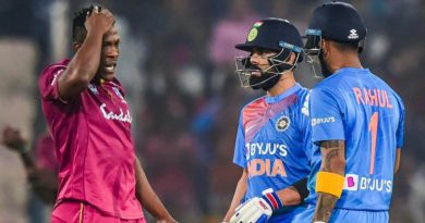 India vs West Indies 3rd T20I: आज अन्तिम टी-२० खेल IND vs WI: भारत ८ विकेटले पराजित India vs West Indies LIVE SCORE (T20)