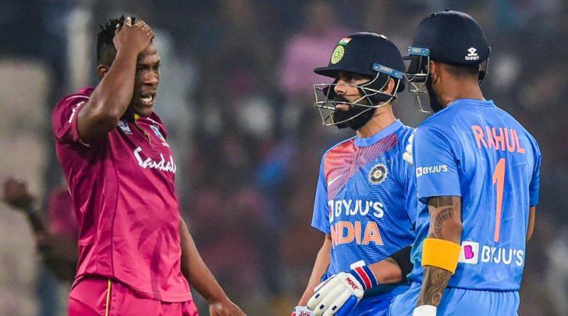 IND vs WI: भारत ८ विकेटले पराजित India vs West Indies LIVE SCORE (T20)