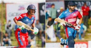पिपिएल: पोखरा पल्टनको पहिलो जित Pokhara Premier League: pokhara paltan vs kathmandu Golden Warriors पिपिएल: पोखरा पल्टन र काठमाडौं गोल्डेनको टोलिबारे सम्पूर्ण जानकारी