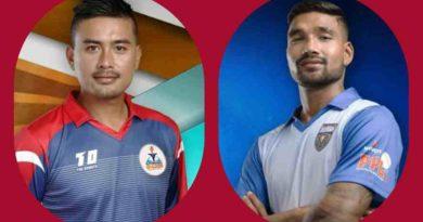 पिपिएल क्रिकेट: ३७ बलमै ज्ञानेन्द्र मल्लको शतक पिपिएल क्रिकेट: गर वा मोरको अवस्थामा ज्ञानेन्द्रको टिम