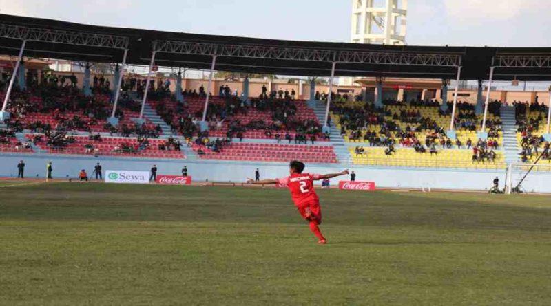 13th SA Games 2019 Men's Football: Nepal vs Bangladesh