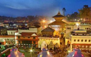 पशुपतिनाथ मन्दिर, काठमाडौँ- नेपाल