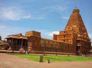 ८. रङ्गनाथस्वामी मन्दिर, श्रीरङ्गम- भारत