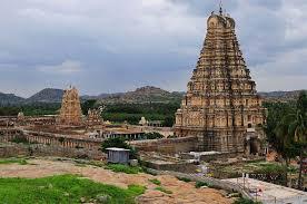 ९. विरुपाक्ष मन्दिर, हाम्पी- भारत