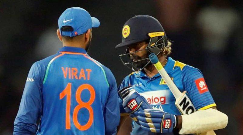 भारत विरुद्धको तेस्रो टी-२० खेलमा 'गर वा मर' को अवस्थामा श्रीलंकाश्रीलंका विरुद्धको दोस्रो टी-२० खेलमा भारत विजयी, तेस्रो खेल शुक्रबार भारत विरुद्ध श्रीलंकाको दोस्रो टी–२० खेल आज, मौसम सफा रहने भारत विरुद्ध श्रीलंकाको दोस्रो टी–२० खेल भोलिभारत विरुद्ध श्रीलंकाको पहिलो टी–२० खेल आज,कोहली घाइतेभारत जाने श्रीलंका क्रिकेट टोलीको घोषणा (खेल तालिका सहित )