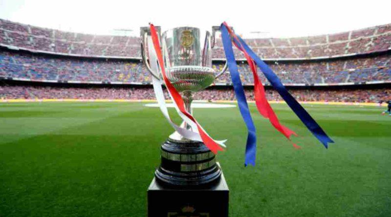 कोपा डेल रे: रियल मड्रिड र जारगोजा भिड्दै कोपा डेल रे: आज बार्सिलोनाले मेस्सी, बुस्केट्स र पिकेलाई विश्राम दिनेकोपा डेल रे फुटबलको ड्र सार्वजनिक (तालिका सहित)