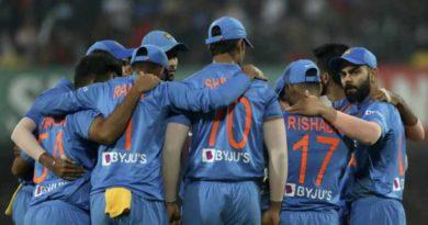 न्युजिल्याण्ड जाने भारतीय क्रिकेट टोलीको घोषणा, खेलतालिका सहित