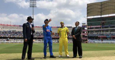 भारत बिरुद्ध अस्ट्रेलिया, प्लेइङ ११ सुचिमा को-को अटाए (नामसहित)