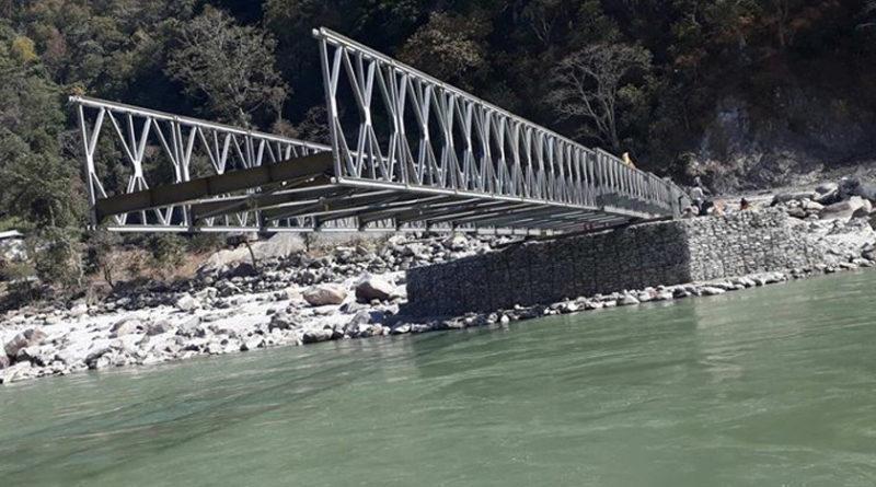 जाजरकोटमा पुल बनेपछि सहज