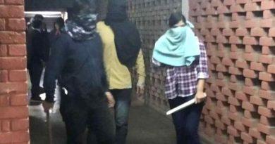 भारतको जवाहरलाल नेहरु विश्वविद्यालयमा नकाबधारीको आक्रमण ?