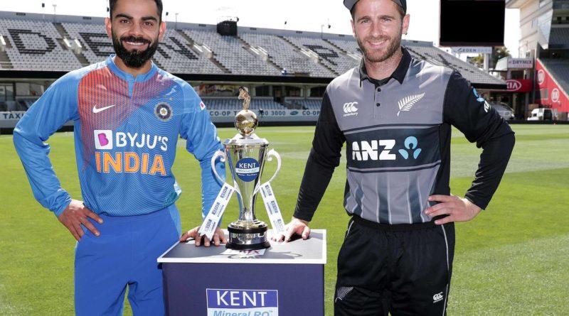 न्युजिल्याण्ड बिरुद्ध भारतको दोस्रो टि-२० खेल आज: सम्पूर्ण जानकारीन्युजिल्याण्ड बिरुद्ध भारतको भिडन्त आज: सम्पूर्ण जानकारी