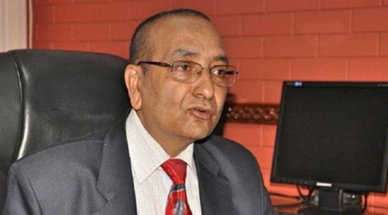 वायुसेवा निगमका अध्यक्ष खरेलद्वारा राजीनामा