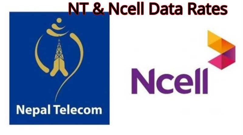 Nepal Telecom and Ncell Latest Data Pack and Rates