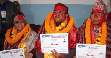 राष्ट्रिय सभा निर्वाचन: नेकपा हाई-हाई काँग्रेस बाइ-बाइ