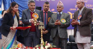 नेपाल टेलिकमको १६ औं बार्षिकोत्सव सम्पन्न