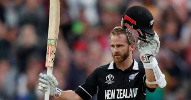 न्युजिल्याण्ड बिरुद्ध भारत: कप्तान विलियमसन दुई खेल गुमाउने