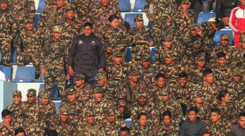 दार्चुलाको घाँटीबगर पुग्यो नेपाली सेना