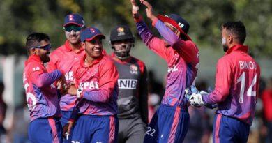 आईसीसी विश्व क्रिकेट लिग-२: नेपालले टस जितेर बलिङ रोज्यो