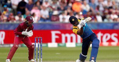 श्रीलंका जाने वेष्ट इण्डिज टोलीको घोषणा(खेल तालिका सहित )