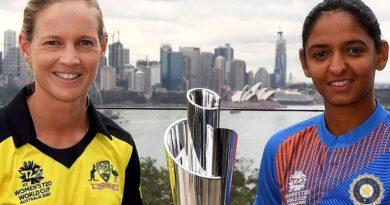 ICC Women's t20 World Cup Final: अस्ट्रेलिया र भारतको सम्भावित प्लेइङ ११Women's T20 World Cup Final: ४ पटकको विश्व विजेता अस्ट्रेलिया बिरुद्ध भारतWomen's T20 World Cup Final: ४ पटकको विश्व विजेता अस्ट्रेलिया बिरुद्ध भारतWomen's T20 World Cup: ४ पटकको विश्व विजेता अस्ट्रेलिया बिरुद्ध भारत