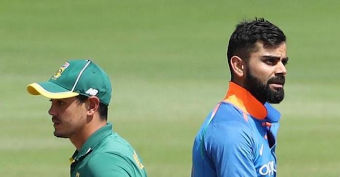 भारत बिरुद्ध दक्षिण अफ्रिका: खेलाडीले 'ह्याण्ड शेक' र सेल्फी लिन नपाउनेभारत बिरुद्ध दक्षिण अफ्रिका (लाइभ र खेलतालिका सम्बन्धित सम्पूर्ण जानकारी)भारत जाने साउथ अफ्रीका टोलीको घोषणा(खेल तालिका सहित )