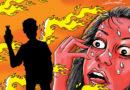 क्रिकेटका विषयमा विवाद हुँदा महिलामाथि तेजाब प्रहार