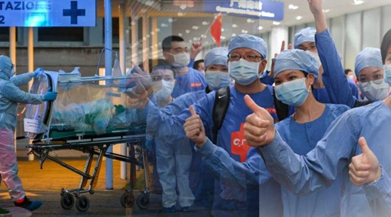 कोरोना संक्रमणबाट चीन तङ्ग्रदै, इटालीमा भयाबह बन्दै
