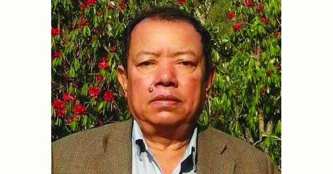 १४ चैत २०७६ काठमाडौँ : नेपाली काँग्रेसका महासमिति सदस्य गजेन्द्रकुमार लामाको बिहीबार निधन भएको छ ।