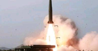 उत्तर कोरियाले गर्यो दुईवटा क्षेप्यास्त्र परीक्षण