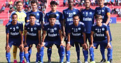 खप्तड गोल्डकप: हिमालय शेर्पालाइ हराउदै थ्री स्टार फाइनलमा