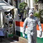 भारतमा एकैदिन सात हजार ४०० बढी सङ्क्रमित थपिए