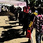 नेपाल रिसाएपछी भारतले गर्यो सीमामा रोकिएका नेपालीको ब्यबस्थापन