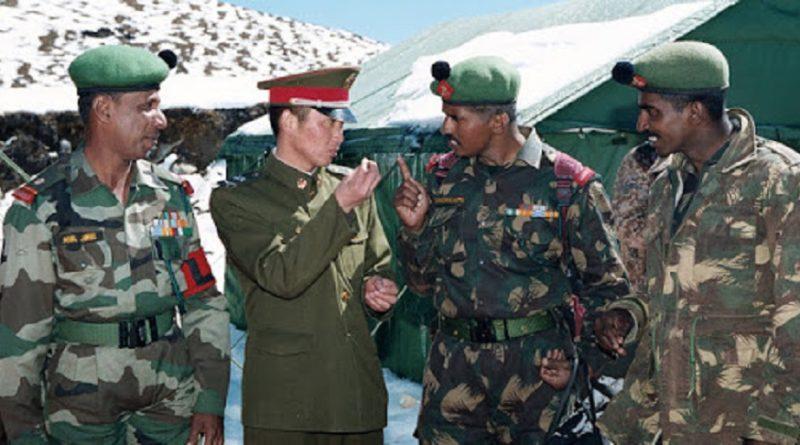 ६ जेठ २०७७ एजेन्सी : भारत र चीनबीच फेरि तनाव बढेको छ । विवादित सीमा क्षेत्रमा दुवै देशले सैन्य उपस्थिति बढाएका छन् ।