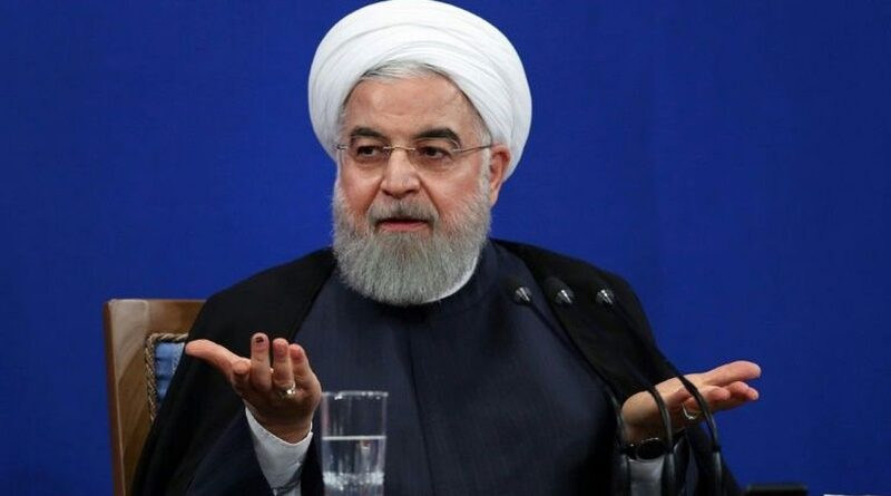 अमेरिकी प्रतिबन्ध र कोरोना महामारीले कठिन समय निम्त्यायोः इरानी राष्ट्रपति रौहानी