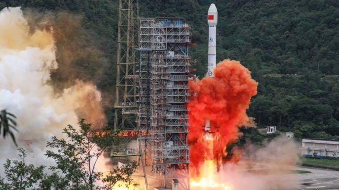 चीनले दियो अमेरिकाको जीपीएस प्रणालीलाई चुनौती