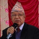ओली बर्खास्त, माधव नेपाल नेकपाको नयाँ अध्यक्ष घोषणा