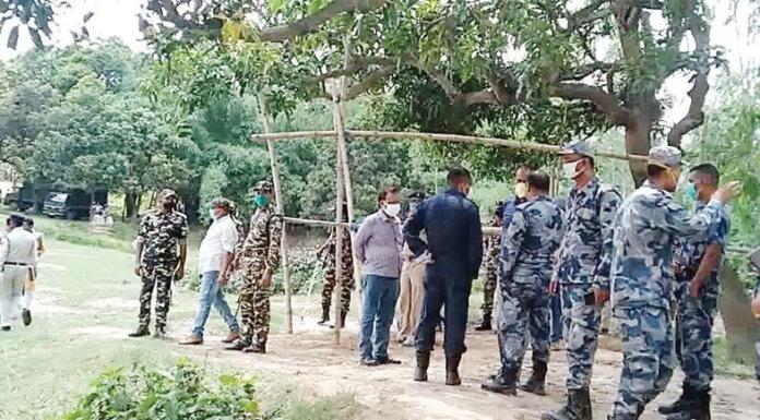 भारतीय तस्करको निसानामा सीमामा खटिएका सशस्त्र प्रहरी