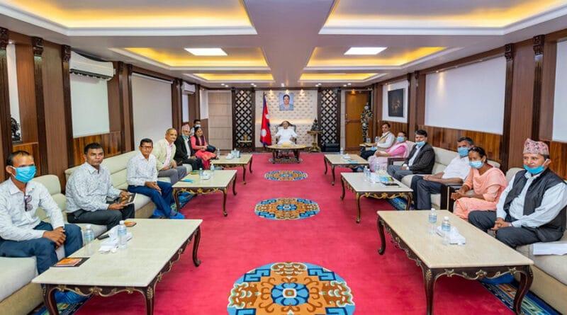 माडीमा रामको भब्य मन्दिर बनाउन प्रधानमन्त्रीको निर्देशन