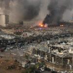 लेबनानको बेरुतमा शक्तिशाली विस्फोट : कम्तीमा ७८ जनाको मृत्यु, करिब ४ हजार घाइते