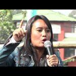 सामाजिक अभियन्ता पबित्रा लामा कांग्रेस प्रबेस गर्दै