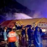 करीब दुई सय यात्रु बोकेको एयर इण्डियाको विमान दुर्घटना