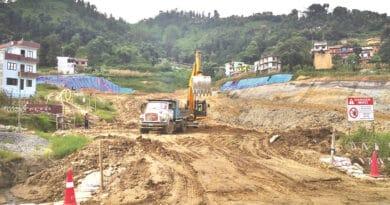 थानकोट–सिस्नेखोला सुरुङमार्ग निर्माण सुरु