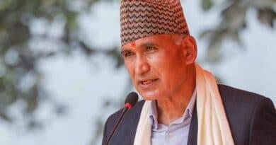 बाँकी दुई वर्षको कार्यकाल ओली नेतृत्वमै चल्छ : पौडेल